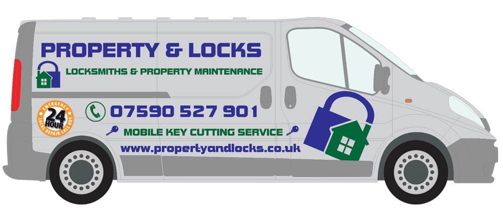 property locks van